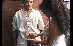 Slutty brazilian milf slammed by two younger boys  xxx fuck movie  11