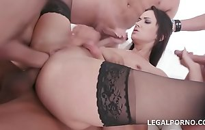 Sasha Zima and Isabella Clark - whore games with the addition of anal pounding