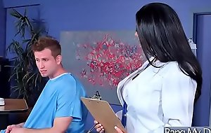 Hardcore Mating Between Doctor Plus Hot Sluty Patient (Ava Addams) xxx fuck video02