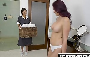 RealityKings - RK Prime - Honey Are You Up starring Katya Rodriguez with an increment of Monique Alexander