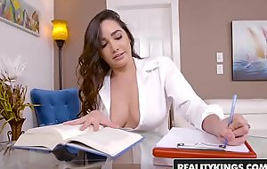 RealityKings - Big Naturals - Topless Tutor starring Brannon Rhodes and Karlee Superannuated