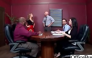 Hard Sex With Big Round Tits Nasty Office Sweeping (Nicole Aniston) xxx fuck video 18