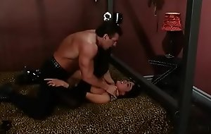 Mahina Zatana and aggressive muscleman Lee Stone - Ballpark sex (pt.1)