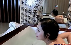 Chinese Whore Playing in get under one's Bath, Free Porn 6d xHamster