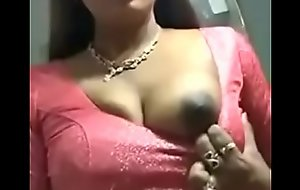 swathi naidu soul show plain nip visible