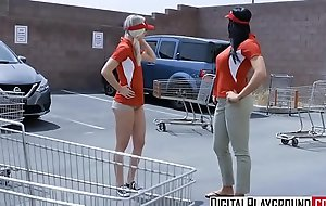 DigitalPlayground - Broke College 2 Episode 4 Trisha Parks together with Preston Parker