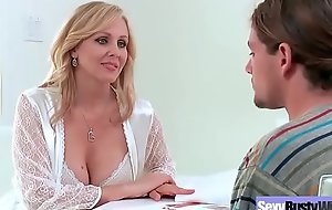 Naughty Milf (Julia Ann) With Bigtits Take Drenching Hard porn movie 17