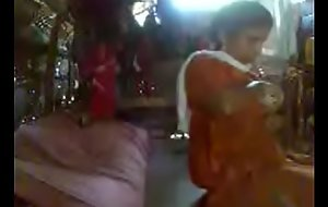 aunty with saree fucking with neighbour uncle