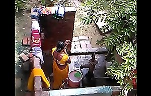 desi bhabhi hot webcam hidden bathing video part 3