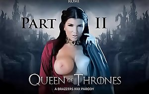 Brazzers - Queen Of Thrones Part 2 (A XXX Parody) Romi Rain –_ Game Of Throne