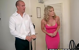 Brazzers - Milfs Have a weakness for it Big -  Milfs On Vacation Part 1 scene starring Cory Pursue and Sean Racketeer