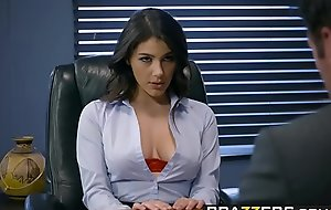Brazzers - Beamy Soul going forward -  Shoving Boundaries scene starring Valentina Nappi coupled with Charles Dera