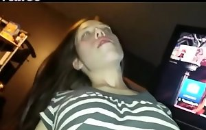 Young cock hungry slut gets fucked (new)
