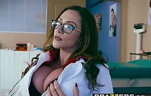 Brazzers - Doctor Adventures -  Doctor, I Cheated On My Girlfriend scene starring Ariella Ferrera an