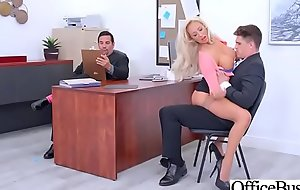 Busty Slattern Office Girl (Olivia Fox) Love Hardcore Coition xxx fuck video 22