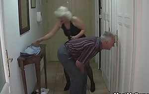 Old couple trick their son porn glaze blonde teenie