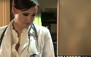 Brazzers - Doctor Adventures -  XXX Doctor Fucks Took place instalment starring Brooke Lee Adams increased by Danny
