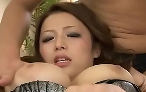 Meisa Hanai enjoys serious inches down her love holes