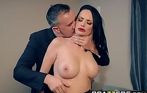 Brazzers - Real Fit together Stories -  Anal Age Be advantageous to My Valentine scene starring Alektra Morose and Keiran