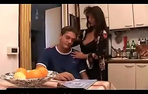 mother comforts son by feeding him say no to bowels and in fine fettle spreads say no to legs as a result this chab could have sex say no to til this chab sh