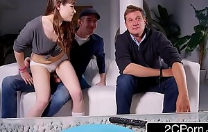 Sneaky Guy Having it away His Buddy porn video Daughter Luna Rival