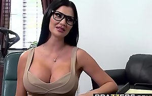 Big Tits at Work -  Quid Pro Blow instalment starring Jasmine Jae  Keiran Lee