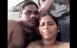 tamil couple pussy eating apropos backwaters
