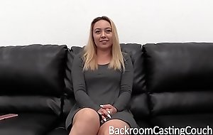 Cute Light-complexioned Fucked Good and Creampie