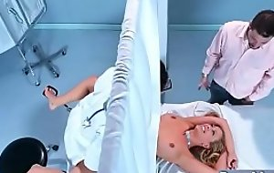 Mating Tape With Dirty Doctor Banging Old bag Patient (Cherie Deville) mov-17