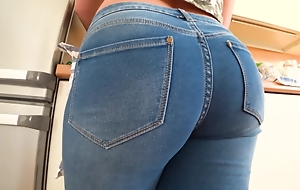 Young students be crazy take jeans