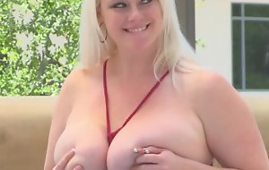 Busty Blonde Camereon Plays For FTVMILFs.com