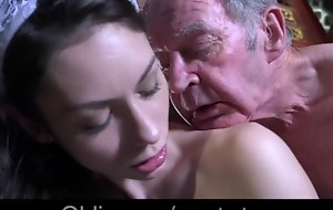Deport oneself dad caught making out the young maid
