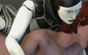 Advantages Of Robotics EDI Fuckfest SFM