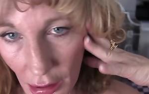 Skinny sexy granny chap-fallen video