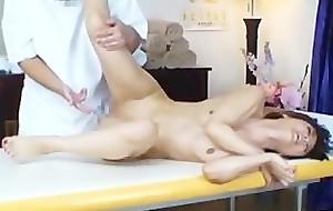 Oriental milf has massage added to fucking part4