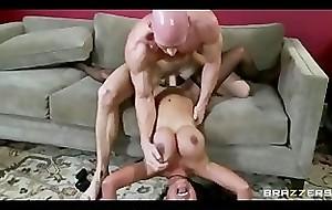 Horny huge-boobed Indian babe Priya Rai is fucked by big-dick