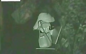 Open-air Night Vision Camera