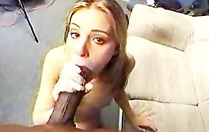 April Summers Engulfing Swarthy Mammal Cock