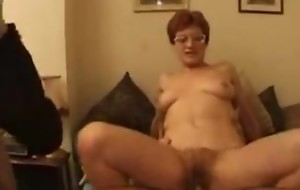 French Mama fucked overwrought two guys