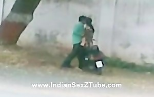 Indian Coitus at hand public street north india