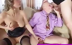 Hermaphroditical mmf triune engulfing