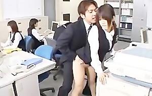 Cute East Secretary Screwed part3