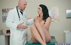 Incomparable Patient (Reagan Foxx) Come Plus Bang Everywhere Doctor vid-25