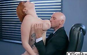 Slut Post Girl (Lauren Phillips) With Big Round Boobs Get Hard Bang xxx fuck video15