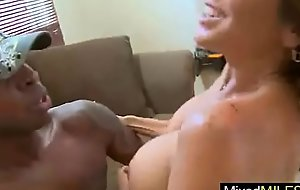 Interracial Sexual connection With Mamba Black Flannel In Slut Hawt Milf (tara holiday) mov-24