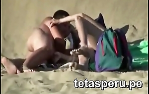 French Tourists Fucking in Peruvian Dunes