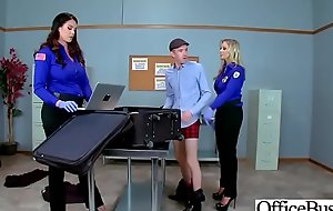 Slut Girl (Alison Tyler and Julia Ann) With There Huge Tits Get Nailed In Office xxx fuck video02