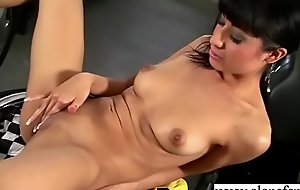 Alone HOt Woman (lily) Masturbating In the first place Cam With Sex Stuff vid-12