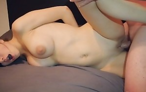 Naughty Stepdaughter 5 - Stepdad bonks me cuffed. I thought clean out was my BF 4K