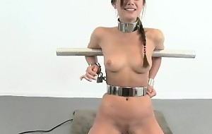 Metal Sybian Bondage